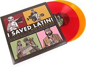 American Laundromat Records: I Saved Latin! - A Tribute To Wes Anderson (God & Red Colored Vinyl) Vinyl 2LP
