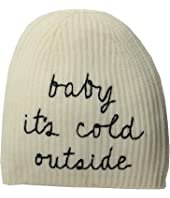 Kate Spade New York - Baby It's Cold Outside Beanie