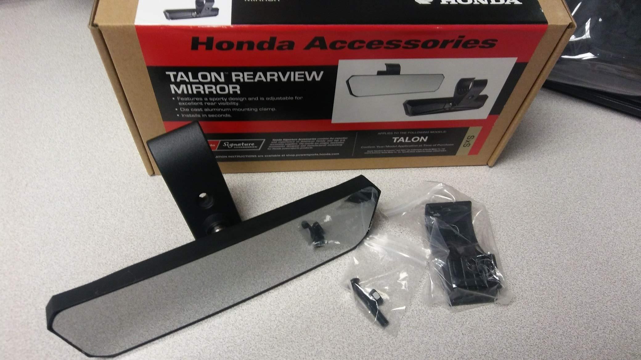 Honda Genuine Accessories Rearview Mirror for 19-20 TALON1000R