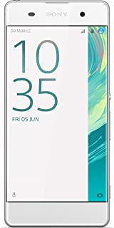 Sony Xperia 16GB GSM Android v6.0 Phone - White