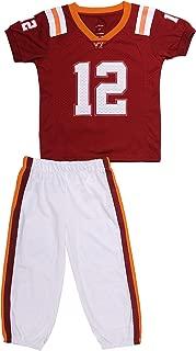 FAST ASLEEP Virginia Tech Uniform Pajama Set New