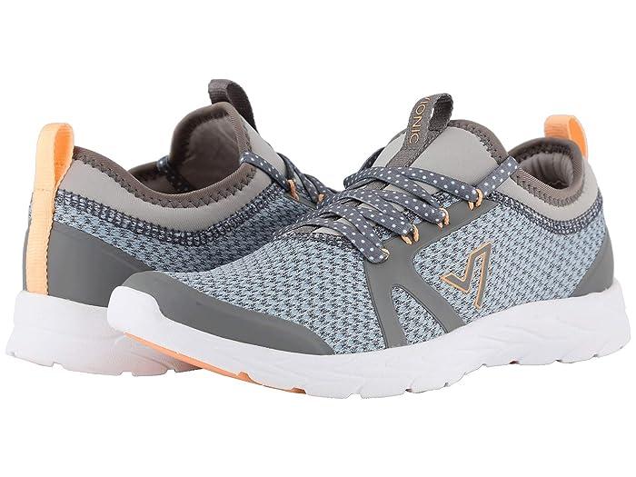 VIONIC  Alma (Grey/Blue) Womens Shoes