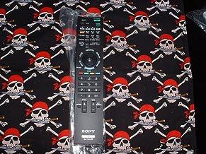 Sony Bravia LCD LED TV BluRay Remote Control RM-YD043 Supplied with models: KDL-40NX705 KDL-46NX705 KDL-46NX807 KDL-52NX807