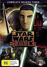 Star Wars Rebels: Season 3 (DVD)