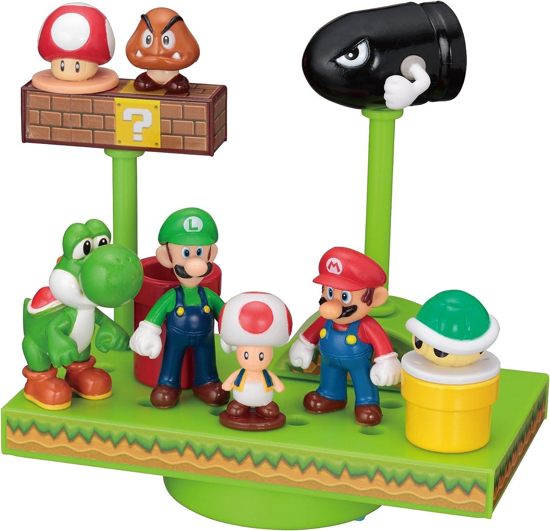EPOCH Super Mario Balance World Game Super Mario Set