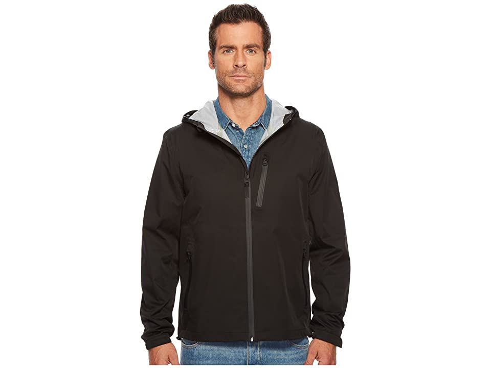 Cole Haan Lightweight Packable Jacket (Black) Men