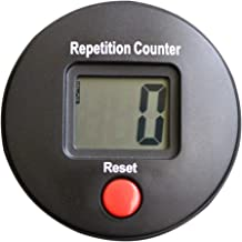 Ab Coaster Digital Counter - Replacement Kit (Compatible Max, Pro, PS500, PS750, Black)
