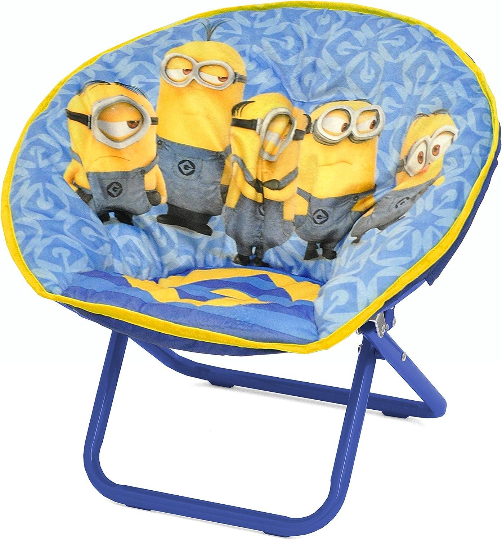Universal Despicable Me Mini Saucer Chair