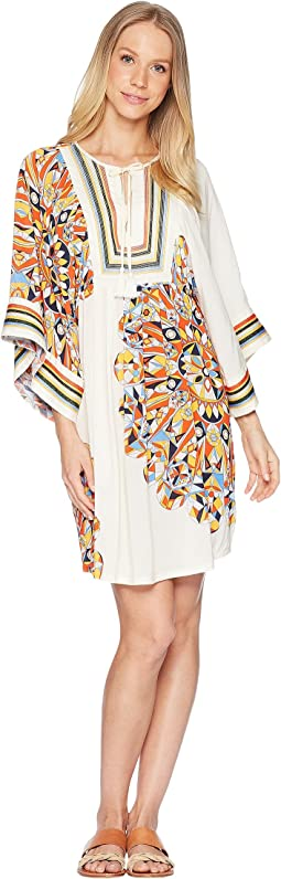 Kaleidoscope Beach Tunic Cover-Up