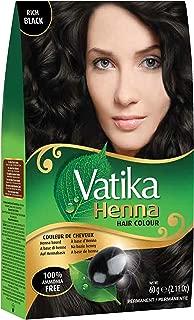 Dabur Vatika Henna Hair Color - Black