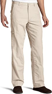 Best men's side elastic khaki pants Reviews