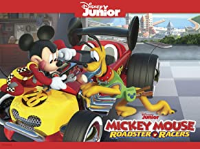 Mickey and the Roadster Racers Volume 2