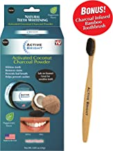 active bright teeth whitening