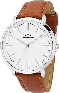 Chronostar R3751258503 Synthesis Year Round Analog Quartz Brown Watch