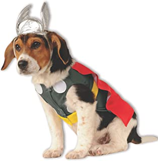 Marvel Universe Thor Pet Costume