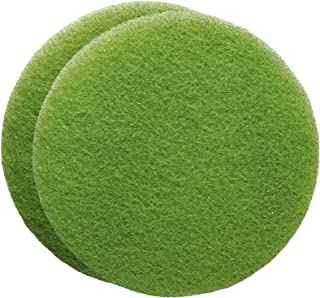 FLEXIS KGS Floor Cleaning & polishing Pads 13 inch, grit 3000 - Green (2 Pack)