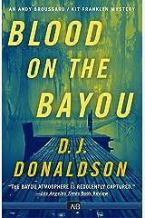 Blood On The Bayou Kindle Edition