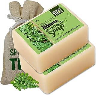Speaking Tree - Detoxifying Moringa Handmade soap -100gms (Pack of 2)
