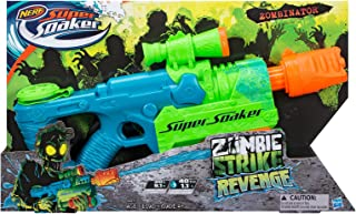 NERF Super Soaker - Revenge Zombinator Zombie Strike - Water Blaster - Kids Toys & Outdoor Games - Ages 6+