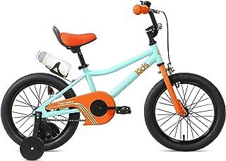 FabricBike Kids - Bicicleta con Pedales para niño y niña,