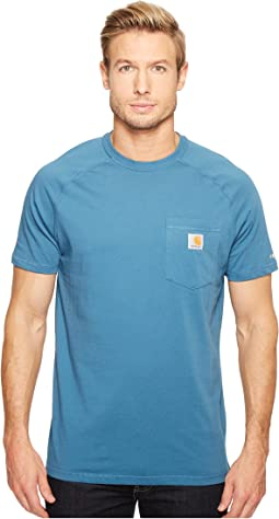 Carhartt Force® Cotton Delmont Short-Sleeve T-Shirt