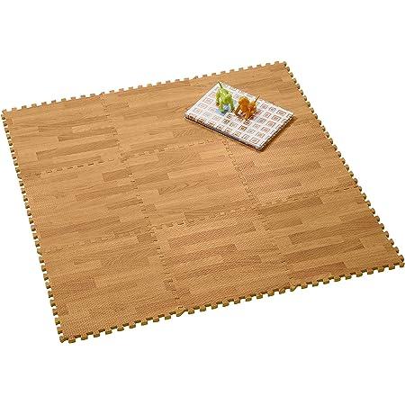 CBジャパン JOINTMAT(ジョイントマット) ウッディーマット 木目調 ベーシック 30×30cm 9枚組