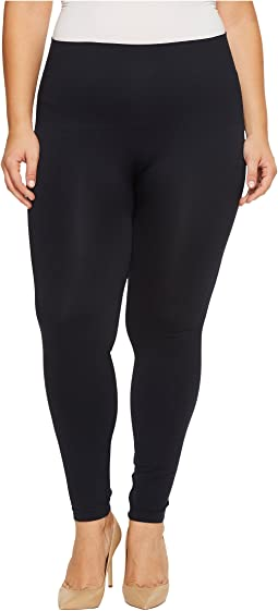 Spanx - Plus Size Seamless Print Leggings