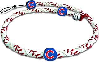 MLB Frozen Rope Necklace MLB Team: Chicago Cubs