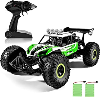 Rc Cars Off Road Fast Remote Control Car 1:16 RC Truck Monster Vehicle, 2020 Newest Racing Car Toy for Boys Girls Gifts