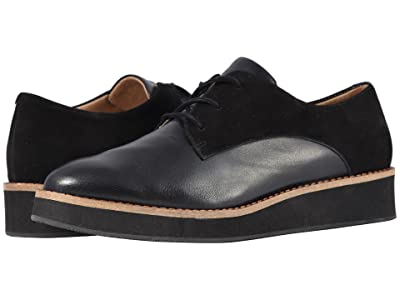 SoftWalk Willis (Black/Black Nubuck) Women