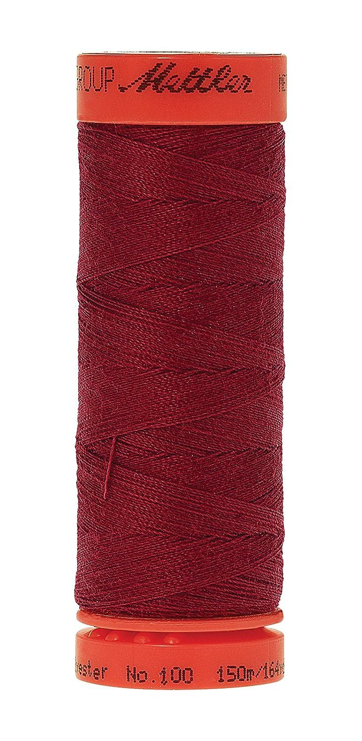 Mettler Metrosene 100% Core Spun Polyester Thread, 165 yd, Winterberry