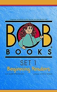 Bob Books Set 1: Beginning Readers