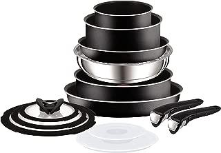 tefal pan set for induction hob