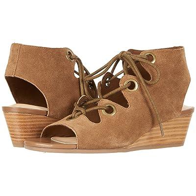 Bella-Vita Ingrid (Cognac Suede Leather) Women
