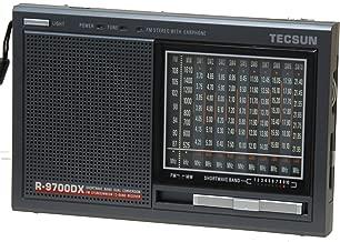 Tecsun R9700DX 12-Band Dual Conversion AM/FM Shortwave Radio