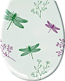 Kleine Wolke Scarlett Toilet Seat Duroplast Emerald Dimensions Approx. 37 x 45 cm