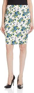 FabAlley Women's Body Con Skirt