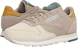9c02b69bde1 Super Neutral Sandtrap Khaki White Chalk Green. 235. Reebok Lifestyle. Classic  Leather