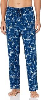 Nautica mens Cozy Fleece Plaid Pajama Pant Pajama Bottom