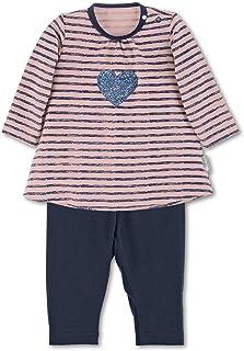 Sterntaler Baby-Mädchen Tunika mit Leggins Kleid