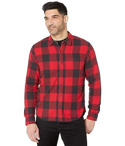 Lucky Brand Reversible San Gabriel One-Pocket Shirt Men