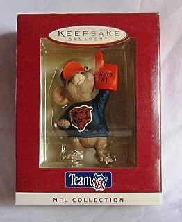 Hallmark Keepsake Ornament, NFL Chicago Bears, We're #1