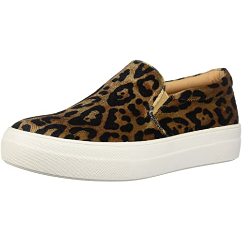 e879e793e3b Leopard Slip On Sneaker  Amazon.com