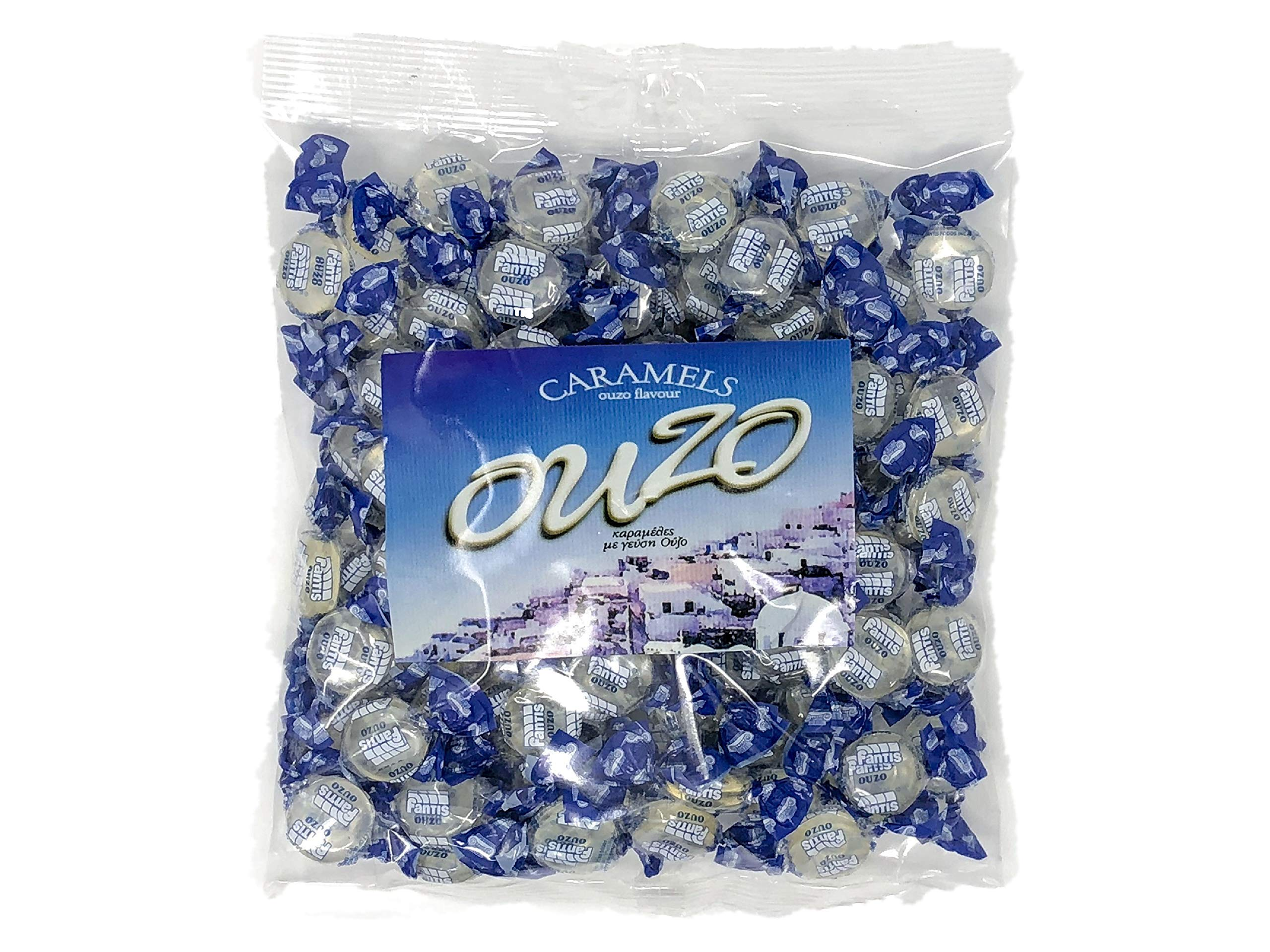 ouzo Candy–fantis
