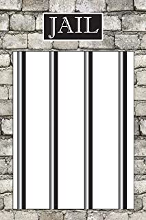 speedy orders Jail Bars Selfie Party Photo Booth Frame Size 36 x 24 inches Behind Bars, Jails Sign Wanted Selifes, Captured Mug Shot, Prohibition, DIY Party Supply Photo Booth Props
