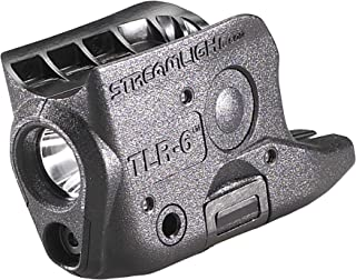 Streamlight 69282 TLR-6 Tactical Pistol Mount Flashlight 100 Lumen Without Laser Designed..