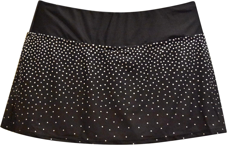 Heat Women's Plus Size Skirtini Swim Skirt Swimsuit Bottoms
