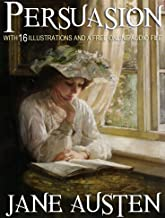 PERSUASION: With 16 Illustrations and a Free Online Audio File. (English Edition)