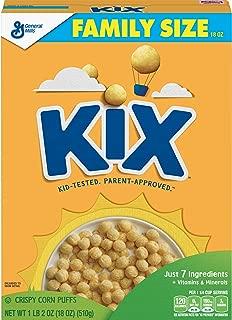 Best kix cereal box Reviews