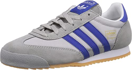Adidas Dragon, Sneakers Basses Adulte Mixte, Gris (mgh Solid Grey ...